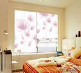 Zebra blinds / Rainbow fabrics / Roller window blinds fabrics