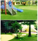 Home artificial garden lawn for decorative