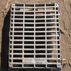 Ductile Cast Iron Manhole Cover B125 with Ranges of Colors