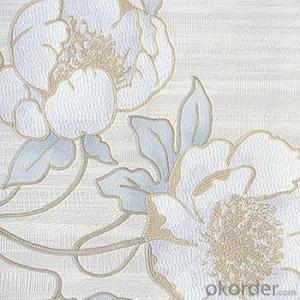Hotel 3d Wallpaper from China Decorative Plastic
