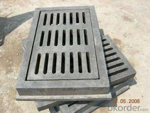 Ductile Iron Manhole Cover with Customized Sizes