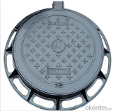 Ductile Iron Manhole Cover With OEM in China