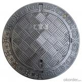 Ductile Iron Manhole Cover Popular sales in China