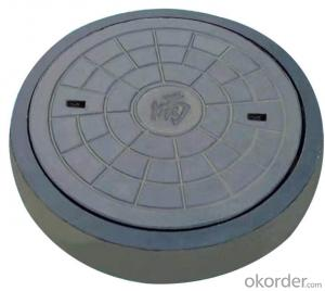 Ductile Iron Manhole Cover for Construction's Systerm in China