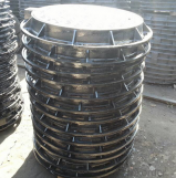 Ductile Iron Manhole Cover for Mining with Different Designs