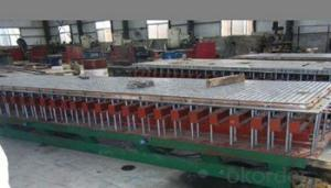 Frp Roof Tile Rollformer andTile Roll Forming Machine