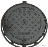 Ductile Iron Manhole Cover B125 for Construction in China