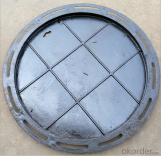 Ductile Iron Manhole Cover in Industrial and construction with High Quality