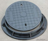 Ductile Iron Manhole Cover for Mining in China