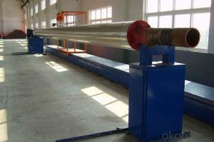 Corrugated polypropylene sheet extrusion machine with low price