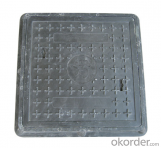 Ductile Iron Manhole Cover with Professional Manufacturer in China