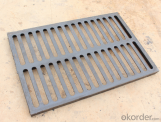 Ductile Iron Manhole Cover D400 for Industry  with Competitive Price