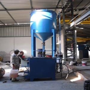 New FRP Composite Filament Pipe Winding Machine with High Frequency