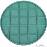 Ductile Iron Manhole Cover EN124 with Professional Manufacturer