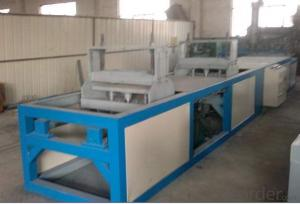 FRP Hydraulic pultrusion machine and roll stockmachine