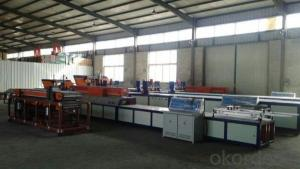FRP Profile Pultrusion Production Line/Machine Hydraulic System in High Quality