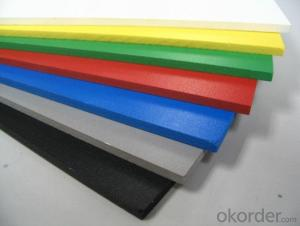 pvc plastic foam sheet and  High Density PVC Foam Board
