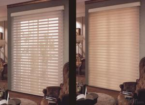 For Living Room Ready Made Fire Retardant Fireproof Curtains/ Blackout Window Blinds
