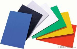Premium plastic high density PVC foam board for furniture