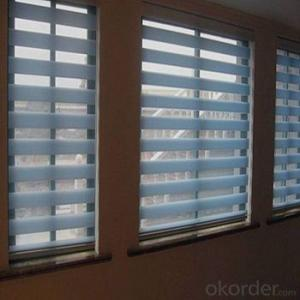 Zebra Curtain Blinds with Roman Style for Home Decor