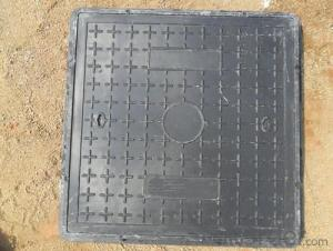 Cement Manhole Cover and Ductile Iron Manhole Cover