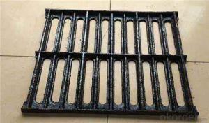 B125 300mm 600mm, 900mm EN124 Light Duty Ductile Iron Manhole Covers&Frame