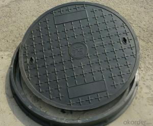 Ductile Cast Iron OEM Water Meter Cover EN124