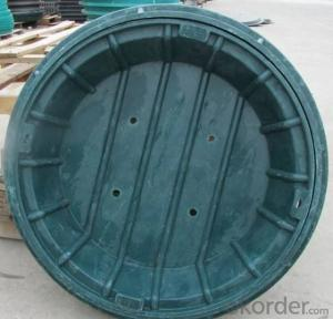 Ductile Iron Manhole Covers and Gratings with EN124 ISO9001 Professional Desigh