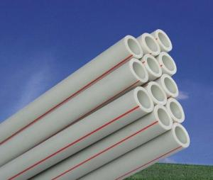 PPR Pipes and Fittings Home Use High temperture from China