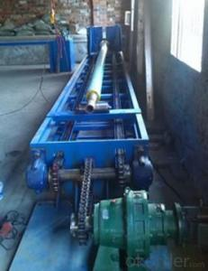 Fiberglass FRP GRP pultrusion machine with high quality