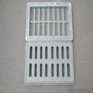 Concrete Ductile Iron Sewer Manhole Cover