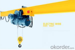 CD₁MD₁Electric Hoist,Small-Sized and Light Lifting Equipment