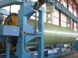 High Strength Filament Winding Machine FRP Pipe & Pressure Vessel Machine with High Quality