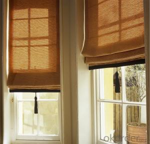 Custom New Design Polyester Fabric Vertical Home Curtain Blinds