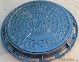 Ductile Iron Manhole Cover With EN124 Standard Made by Professional Manufacturer