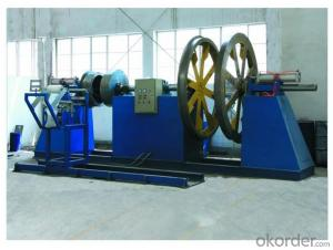 New Filament FRP Winding Machine Of Pipe with favorable price