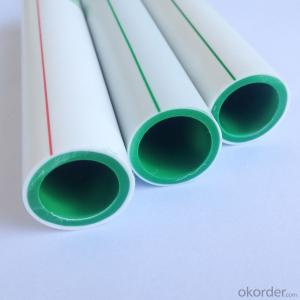 PPR Pipe Used in Industrial Fields and Agriculture Fields from China