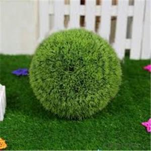 China artificial lawn outdoor garden artificial lawn /artificial decorations for weddings
