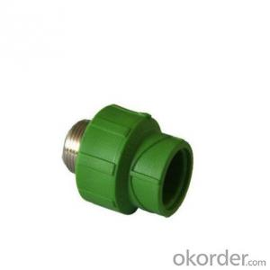 New PPR Equal coupling Fittings of Industrial Application