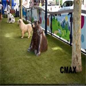 Safe artificial grass special for dog carpet