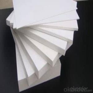 PVC  foam board  High density 1-30mm for construction