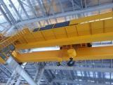 5~125T European Overhead Crane with Hook,Anti-Sway System