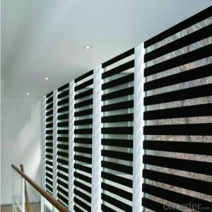 Zebra blinds / Rainbow fabric/ Roller window blinds fabrics