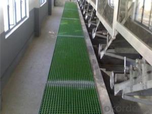 Drain Treatmnet Cover Fiberglass Grating/Deck Overflow Floor Panel