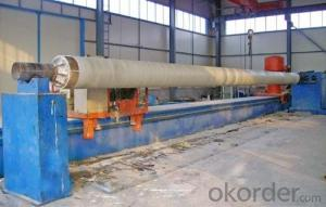 Glass Fiber Reinforced Polymer Pipe Low friction coefficient on sales
