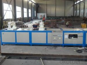 Hot FRP Composite Insulated Panel Hydraulic Pultrusion Machine