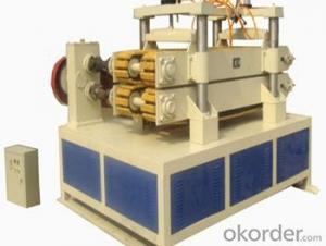 FRP fiberglass container hydraulic pultrusion machine made in China