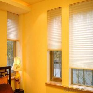 Roller Blinds with Waterproof Honey Comb for Shower Room