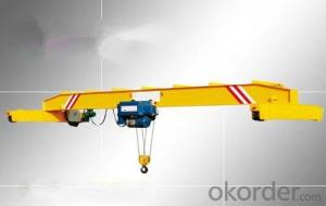 HD Model Electric Single Girder Overhead Crane, Overhead Crane, Single Girder