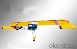HD Model Electric Single Girder Overhead Crane, Overhead Crane, Single Girder